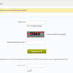 An easy way to lock your Aadhaar Biometric online
