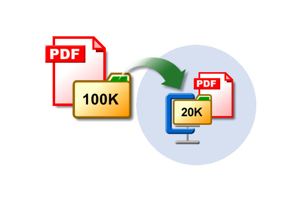 How to optimize digitally signed PDF file size?