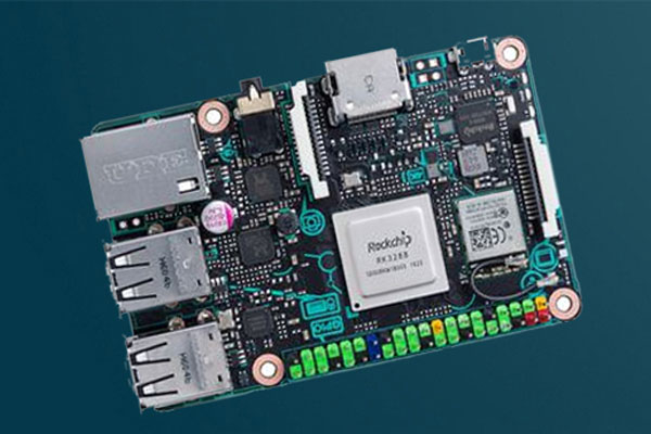 Rival Tinker Board Released by Asus