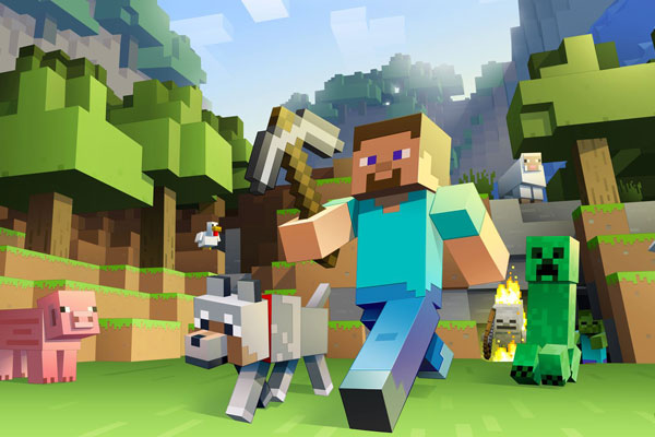 Minecraft-android-games