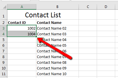 how to add up all the numbers in excel