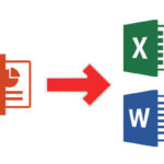 How to embed PowerPoint file in to Excel workbook and Word document?