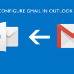 How to configure Gmail Account in Outlook Email Client?