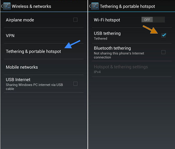 enable-usb-tethering