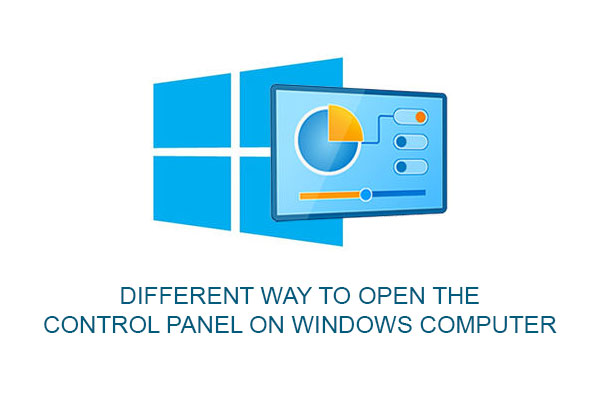 different-way-to-open-control-panel-in-windows-computer