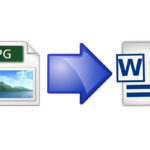 Convert JPEG to Word Using OCR Conversion Software