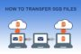 How to Transfer 5 GB files to your friends?