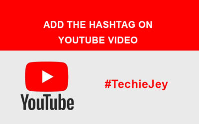 YouTube-Hashtag