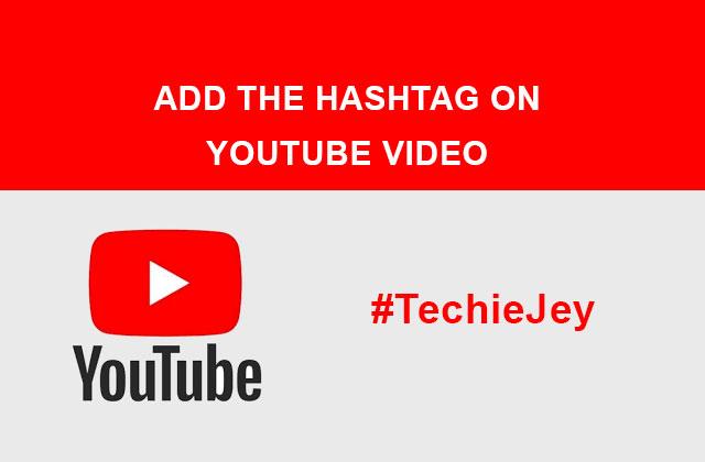 YouTube-Hashtag