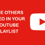 How to Hide Others Video on your Channel Playlist area?